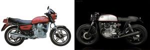 honda cx 500 by la motos