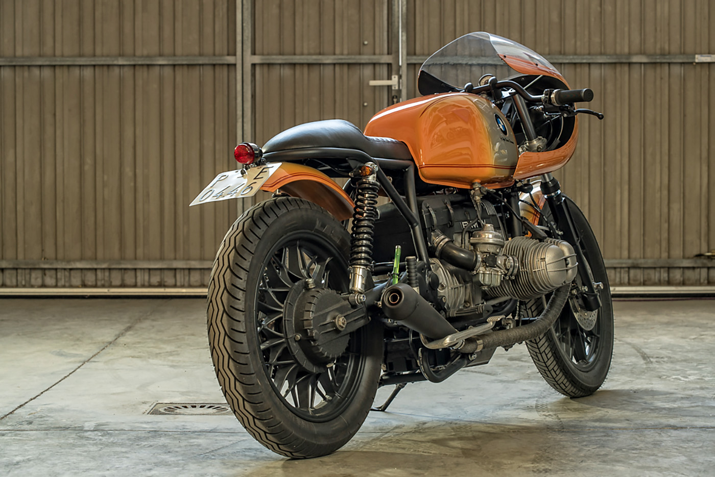 Bmw R100 64 By Cafe Racer Dreams Caf 233 Racer Pt
