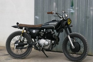 Honda_CL_350_Lab_14