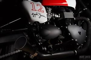 TMC MP4/8 Senna Café Racer